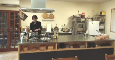 料理をしない料理教室 マクロキッチン出雲岡里美