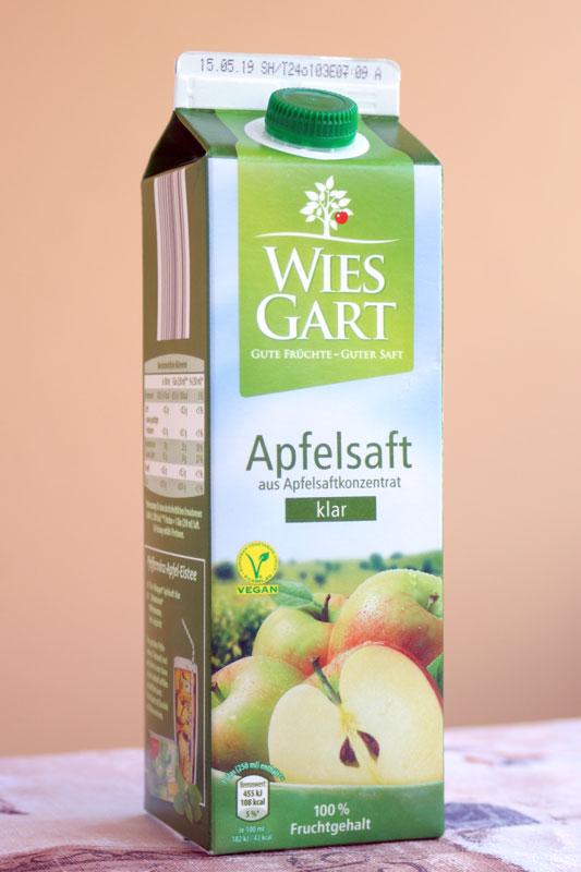 ドイツのリンゴジュース