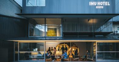 ヴィーガン対応ホテル IMU HOTEL KYOTO(イムホテル京都) 正面外観写真