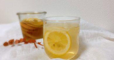 ホットレモンジンジャー