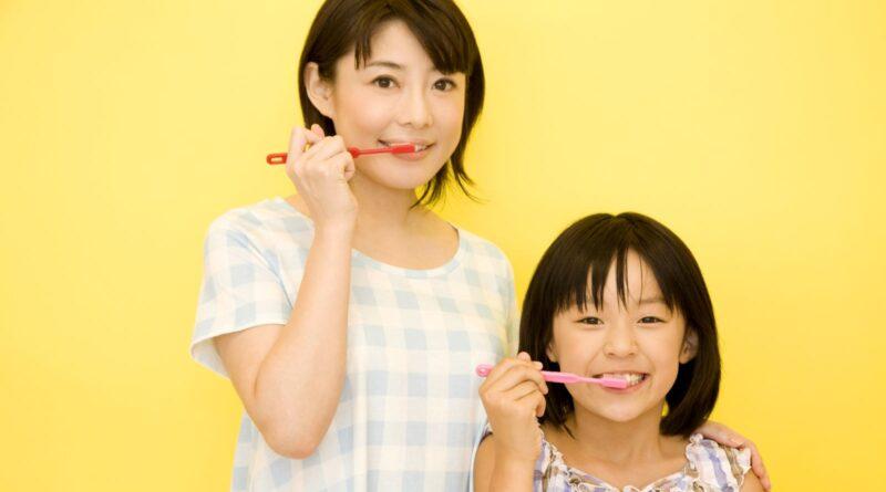 子供の口と歯を守る