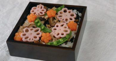 ヴィーガンちらし寿司
