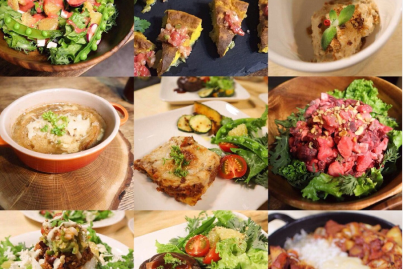 ヴィーガン・マクロビオティック料理教室Humming food(東京都港区、白金台駅徒歩3分)