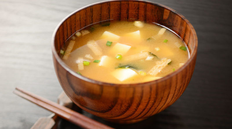 酵素玄米や味噌の効能