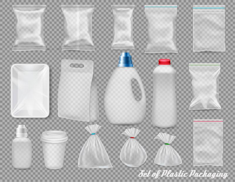 マイクロプラスチックを使った製品