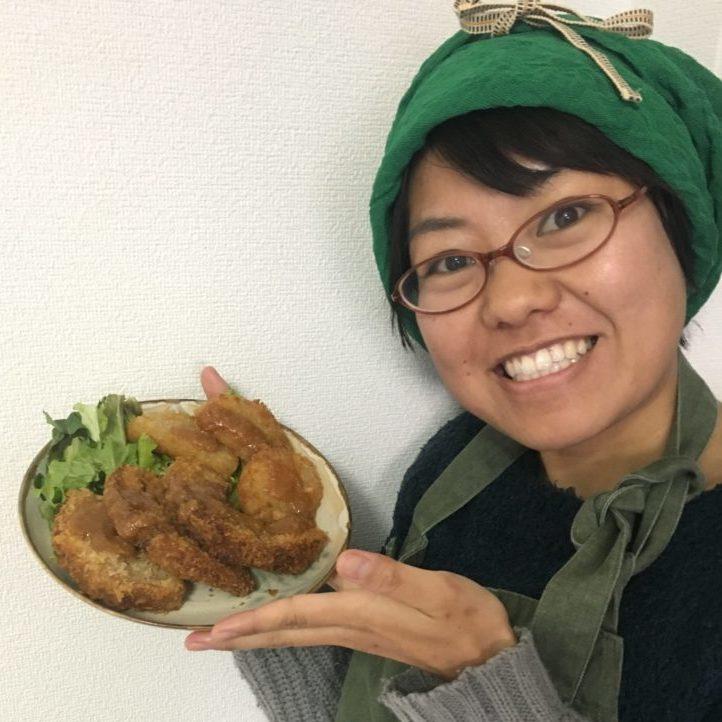 ヴィーガン料理 みのり食堂 袴田はるか先生