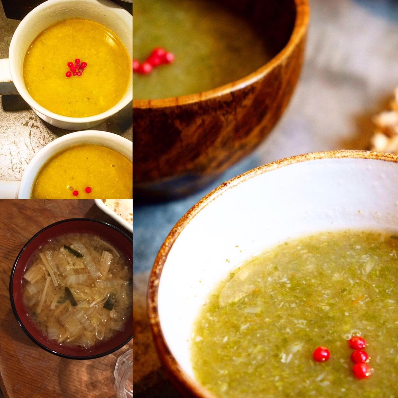 重ね煮スープ