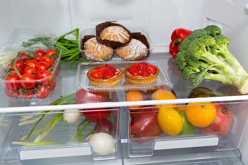 冷蔵庫を片付けよう