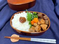 梅雨時のお弁当2