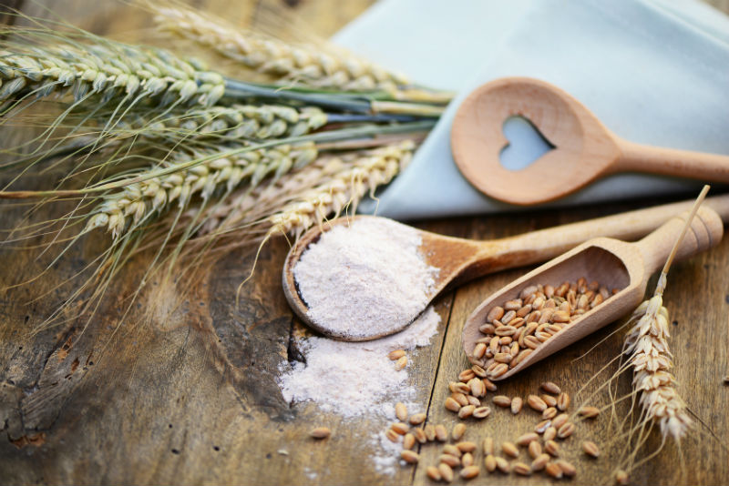 さまざまな小麦粉