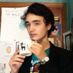 僕が心に描く世界  by マイルス・バイニン16歳