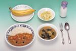 昭和52年の給食