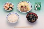 昭和62年の給食