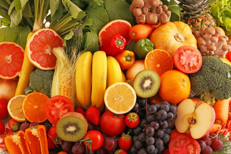 たんぱく質の消化吸収にはミネラルが大切!果物と野菜