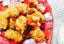 大豆ミート(ソイミート)のジューシー唐揚げ